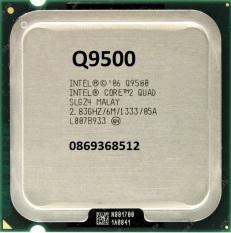 CPU Q9500 tặng kèm keo tản nhiệt