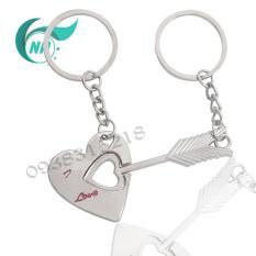 Móc khóa Cặp Đôi Hoàn Hảo Tình Yêu ( 1 đôi )