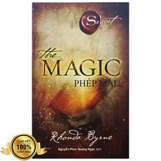 Sách The Magic – Phép Màu – Rhonda Byrne + Tặng Bookmark