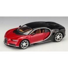 mô hình xe kim loại Bugatti Chiron 1: 24