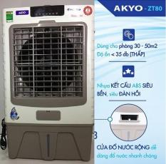 [Giá bùng nổ] Quạt Điều Hòa Không Khí Inverter AKYO Model ZT80 (sản xuất: Thái Lan. Diện tích sử dụng: 60-80m2). Quạt hơi nước – Midea Mart