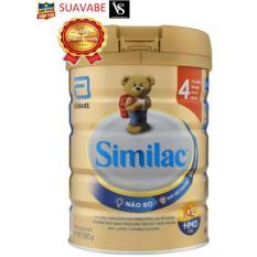 Sữa bột Similac IQ HMO số 4 900g