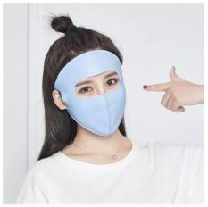 Khẩu Trang Ninja Chống Bụi, Chống Tia UV Siêu Bền