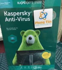 Kaspersky Antivirus 2019 1 pc 1 year chính hãng