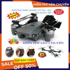 Flycam giá rẻ, Flycam Full Hd XT1 Cao Cấp Hiện Đại 4 Cánh Dễ Dàng Gấp Gọn, Flycam điều khiển Giá Rẻ Flycam XT-1 Động cơ mạnh mẽ, Máy Bay Điều Khiển Từ Xa Cỡ Lớn – Xt-1 Kết Nối Wifi 2.4, Flycam XT1 1080P, Nhào Lộn 360 độ. Bảo Hành 1 đổi 1 TOÀN QUỐC.