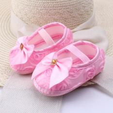 Giày ren hoa đế mềm cho bé siêu xinh(6 tháng-18 tháng)