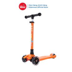 Xe trượt 3 bánh chính hãng 21st scooter CANDY cho bé 2-3-4-5-6-12 tuổi có đèn LED