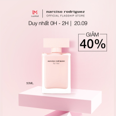 Nước hoa nữ Narciso Rodriguez For Her Eau De Parfum 50ml