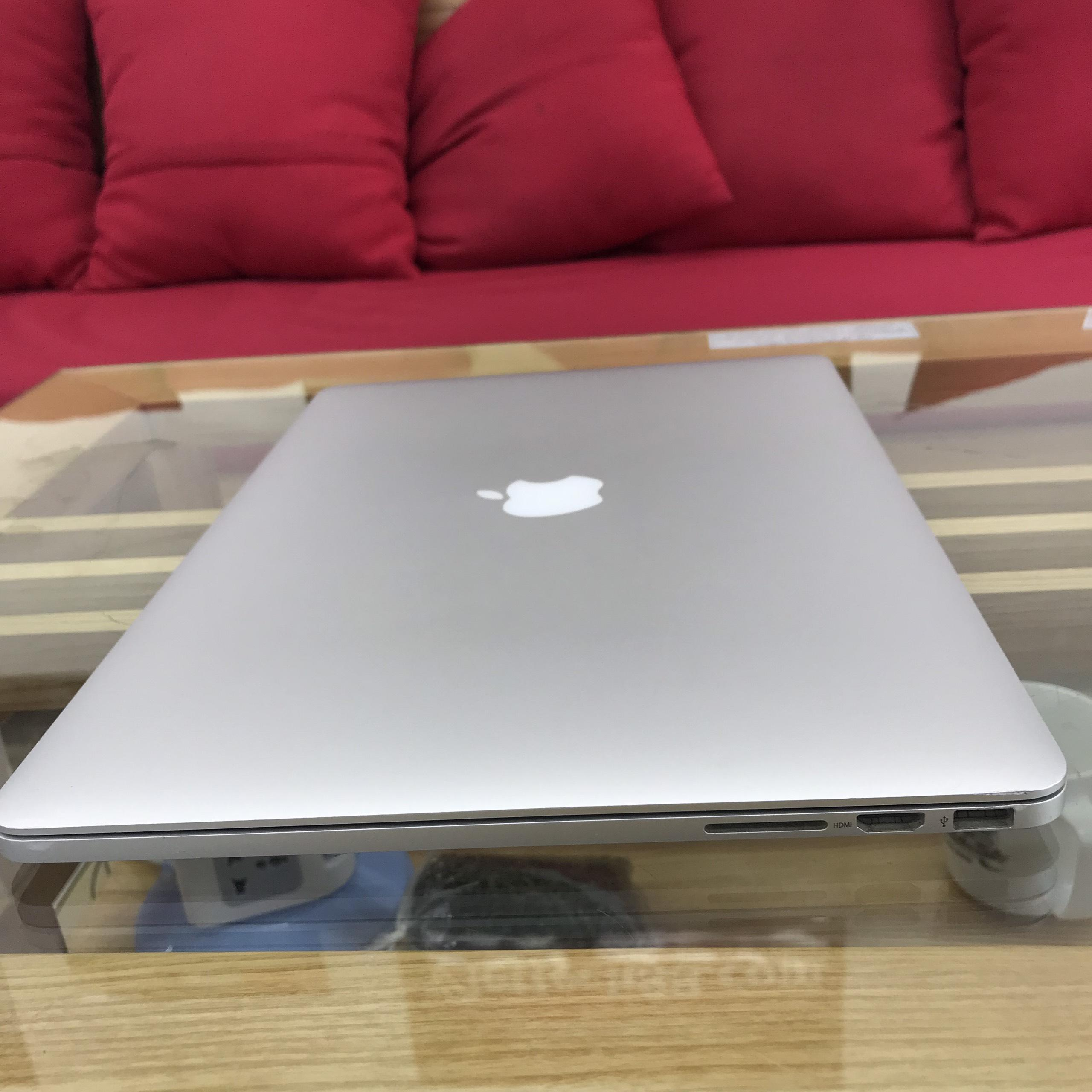Macbook Pro Retina MGXA2 2014 Core i7 2.2GHz/ Ram 16Gb/ SSD 512GB/ Màn 15.4