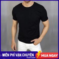 Áo thun trơn nam form rộng phong cách hàn quốc vải mịn mát BM02 (nhiều màu)