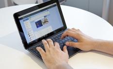 Máy tính bảng Dell_Latitude 11 5175 M5-6Y57 kèm bàn phím nhôm (mới 99%)
