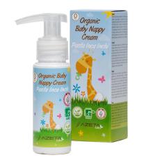 Kem chống hăm organic Azetabio Italy cao cấp – 100% hữu cơ từ dầu hạt sachi đặc biệt an toàn cho trẻ sơ sinh và trẻ nhỏ – VTP Mẹ và bé TX081