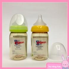 [ Chính Hãng ] Bình sữa Pigeon cổ rộng 160ml/240ml nội địa Nhật – Shop Thỏ Hồng