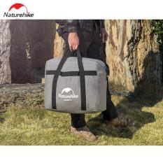 Túi đựng quần áo chăn màn du lịch dã ngoại gấp gọn Naturehike NH60A060-E loại 45L