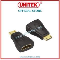 [UNITEK STORE] ĐẦU ĐỔI MINI HDMI SANG HDMI UNITEK (Y-A 012)