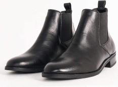 Giày Nam Chelsea Boots Tăng Chiều Cao 7Cm Kín Đáo Không Lộ Udany – Gcn11