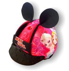 Nón bảo vệ đầu cho Bé – màu hồng (cho bé gái)