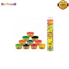 Ống bột nặn 10 màu PLAYDOH 22037