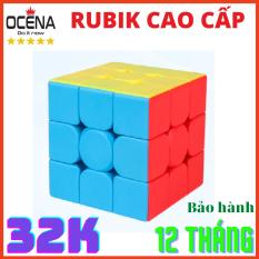 {KHAI TRƯƠNG GIÁ GỐC} Siêu phẩm Rubik 3×3 cao cấp Ocena RN01 đồ chơi trẻ em siêu mượt, trơn, bền, đẹp, chỉ 32k