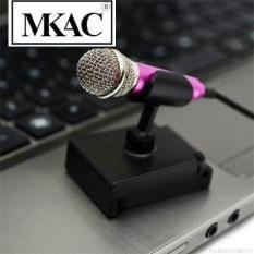 Micro mini hát Karaoke trên điện thoại Âm Thanh Sắc nét