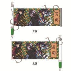 Bút kéo Kimetsu no Yaiba Thanh gươm diệt quỷ in hình anime chibi
