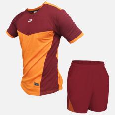 Bộ quần áo bóng đá Siêu Rẻ, chất liệu thun lạnh Sportslink formChâu Á, dáng suông