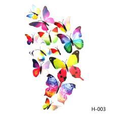 Bộ 12 bướm 3D trang trí nhà có nam châm kích cở đa dạng đem lại vẻ đẹp thiên nhiên ngay trong nhà bạn.