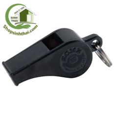 [HCM]Còi thổi trọng tài còi nhựa thể thao – màu đen