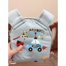 Đai đi xe máy cho bé chính hãng Shiada- Tặng Kèm Đũa Tập Ăn Kiểu Nhật 20K- Appa Kid