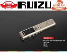Máy ghi âm stereo Ruizu K15 – Chất lượng ghi âm đáng mong đợi