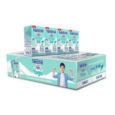[Quà tặng không bán] Lốc 4 Hộp Sữa Chua Uống Dinh Dưỡng Nestlé YOGU (115ml/hộp)