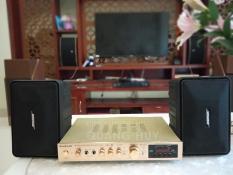 Bộ dàn âm thanh Amply bluetooth và cặp loa B o s e 101