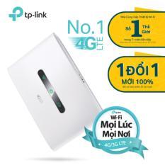 TP-Link – M7300 tặng áo mưa – Bộ phát Wifi Di động 4G LTE-Hãng phân phối chính thức