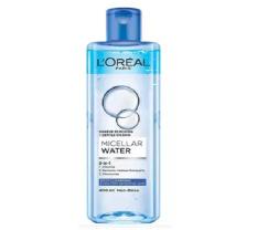 [CHAI XANH] Nước tẩy trang SẠCH SÂU cho mọi loại da L'Oreal Paris 3-in-1 Micellar Water 400ml