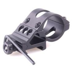 Kẹp Ray và Kẹp ống cổ cong dùng giữ đèn laze, đèn pin….. pklz +1 tô vít lục giác mã T208