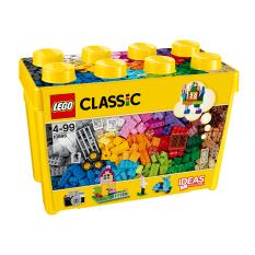 MY KINGDOM – Thùng Gạch Lớn Classic Sáng Tạo LEGO 10698