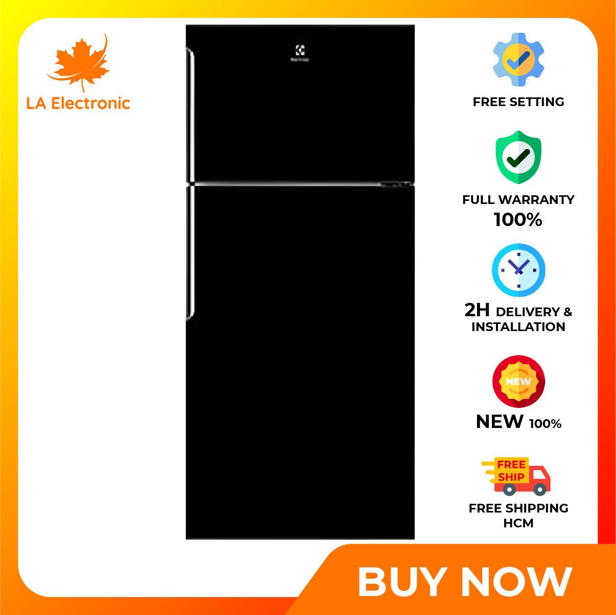 Trả Góp 0% – Tủ lạnh Electrolux Inverter 503 lít ETB5400B-H – Miễn phí vận chuyển HCM