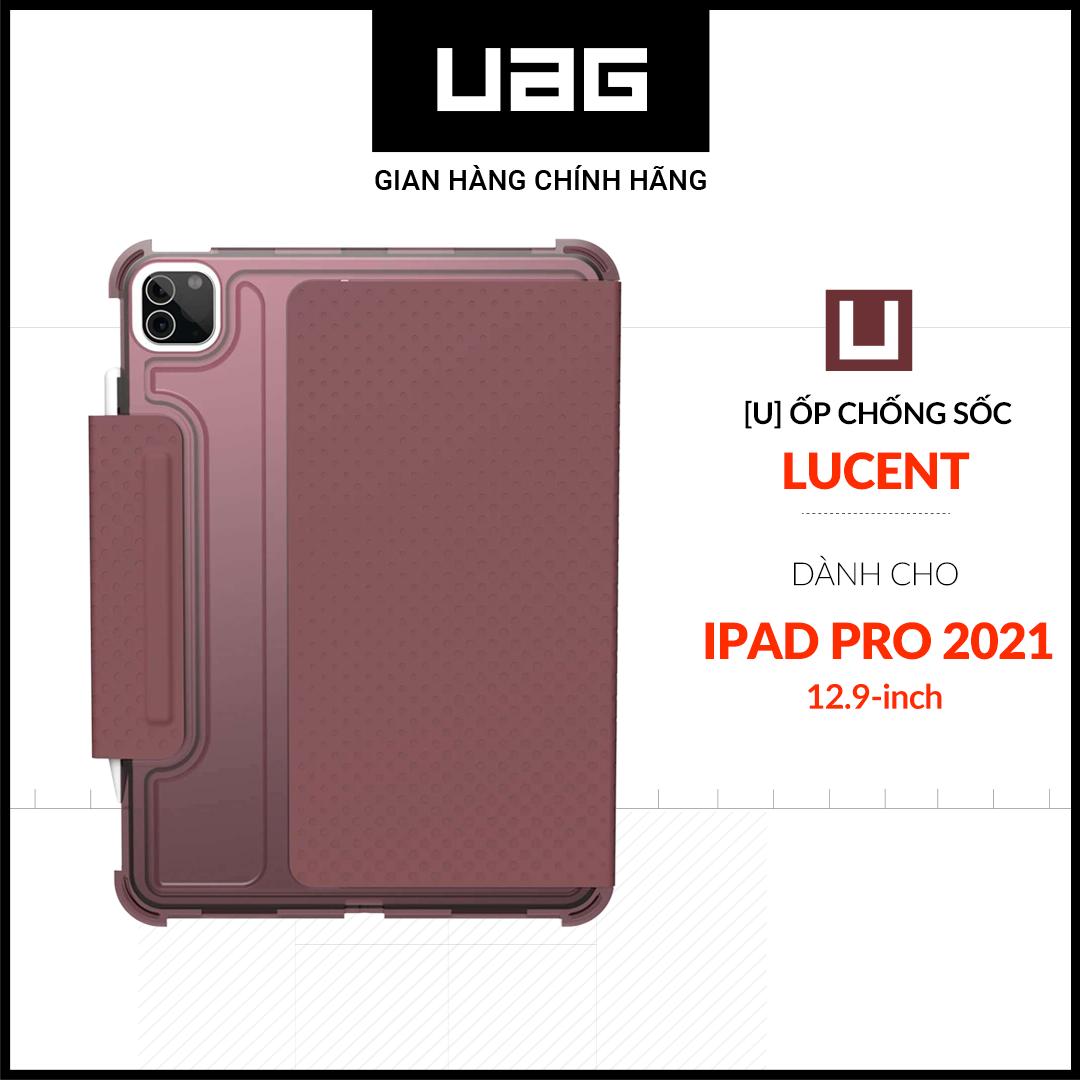 [U] Ốp UAG Lucent cho iPad Pro 12.9″ (2020/2021)