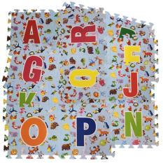 Thảm xốp lót sàn an toàn cho bé 26 chữ cái (30x30cm) (loại mới)