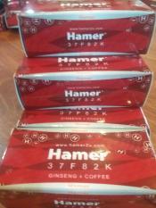 Combo 2 hộp Kẹo sâm Hamer Malaysia ( hộp 5 viên )