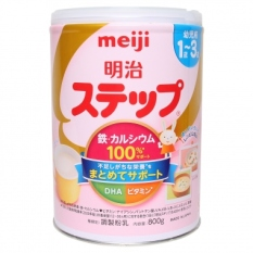 [7/2022] Sữa Meiji số 9 cho bé từ 1-3 tuổi Nhật Bản lon 800g