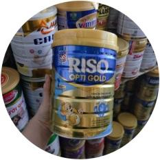 Sữa bột Nuti Riso Opti Gold 1,2,3,4 lon 900g Date Mới