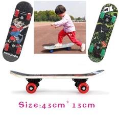 Ván gỗ Trượt giá Rẻ Bốn Bánh Xe ,Ván trượt Skateboard Penny, Xe Trượt Scooter Trẻ Em Chuyên Nghiệp – Ván trượt trẻ em YOYO cho trẻ từ 2- 15tuổi (Màu Ngẫu Nhiên)