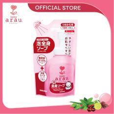 Sữa tắm trẻ em Arau Baby dạng túi 400ml