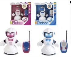 Robo điều khiển từ xa có âm thanh
