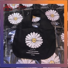 Tui tote hoa cúc GD peaceminusone Daski phong cách nelly ulzzang