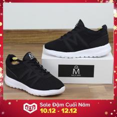 Giày thể thao nam Muidoi G145 (Đen)