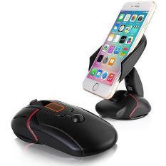 Kẹp điện thoại cao cấp con chuột cho Ô tô