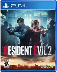 [PS4-US] Đĩa game Resident Evil 2 – Playstation 4