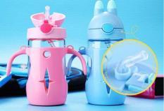Bình nước tai thỏ cho bé cute dễ thương Tmark